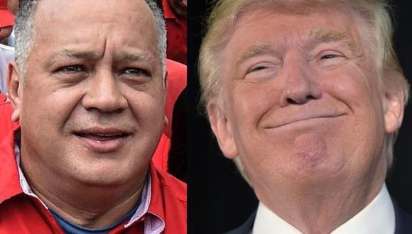 "Chavismo pedirá a Trump que deporte a venezolanos ""ladrones"""