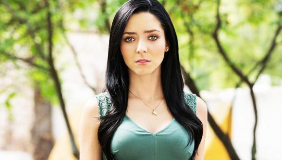 Ariadne Díaz confirmó que al menos por ahora no tiene pensado hacer más telenovelas (Foto: Televisa)