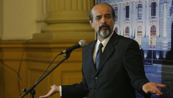 Mulder: Si Gana Perú recibió aportes de mineros, son ilícitos