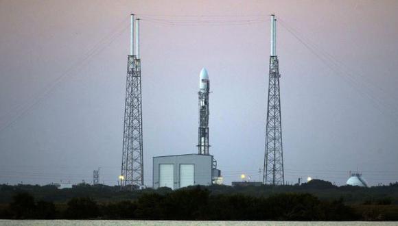 SpaceX posterga lanzamiento de satélite climatológico
