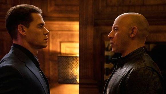 """John Cena es el responsable de darle vida a Jacob, el hermano perdido de Dominic que hará su debut en """"Rápidos y furiosos 9"""" (Foto: Universal Pictures)"""