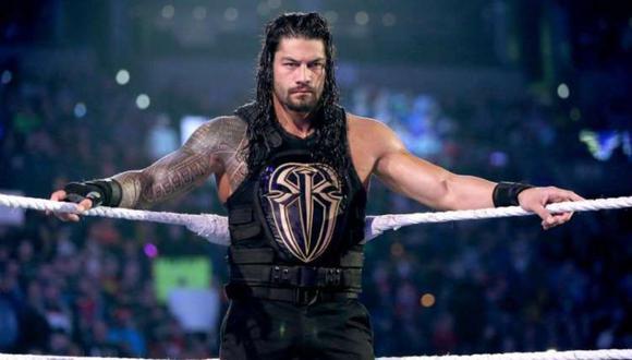 Roman Reigns será uno de los protagonistas en Royal Rumble 2021 | Foto: WWE