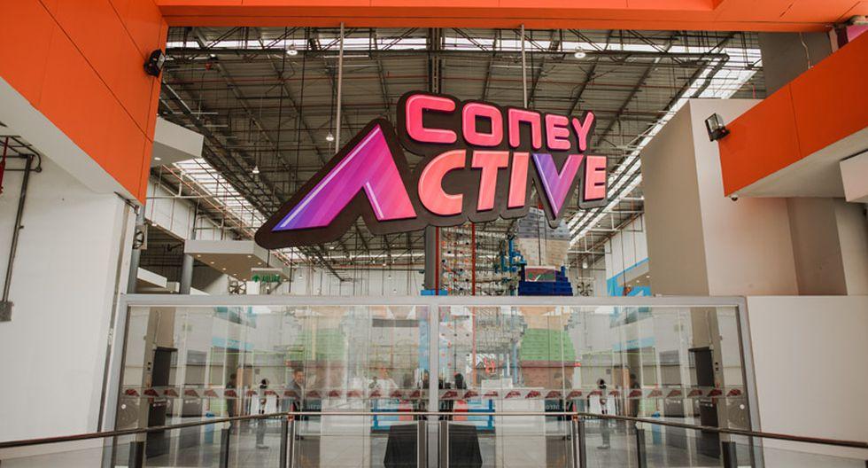 El primer Coney Active se encuentra en el centro comercial Megaplaza. Pronto abrirán 3 locales más.
