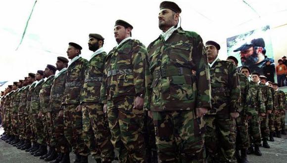 Con su poderosa milicia, Hezbolá es una de las fuerzas más importantes en Líbano. (GETTY IMAGES).