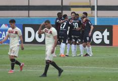 Resultado Universitario vs. Municipal por la fecha 11 de la Liga 1