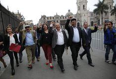 Frente Amplio anuncia que presentará lista propia a la Mesa Directiva