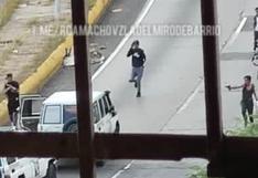 Venezuela: delincuentes hieren a dos investigadores en el peligroso barrio Cota 905 | VIDEOS