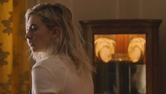 "Vanessa Kirby es Martha en ""Pieces of a Woman"" (""Fragmentos de una mujer""). Foto: Netflix."