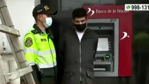 Hampones contaban con un equipo de soldadura especializado. (Foto: captura de TV América Noticias)