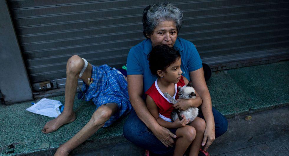 Terremoto de magnitud 7,3 sacude Venezuela y desata el pánico en Caracas. (Bloomberg).