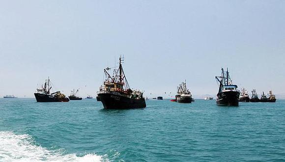 Los desembarques de jurel y caballa fueron de 112,209 toneladas entre enero y el 16 de diciembre de 2018, según informe del Imarpe. (Foto: GEC)<br>