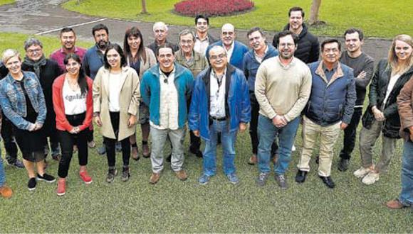 Los participantes del encuentro, realizado en el hotel El Pueblo, se comprometieron a asistir a un nuevo taller del 1 al 3 de noviembre. (Foto: César Campos / GEC)