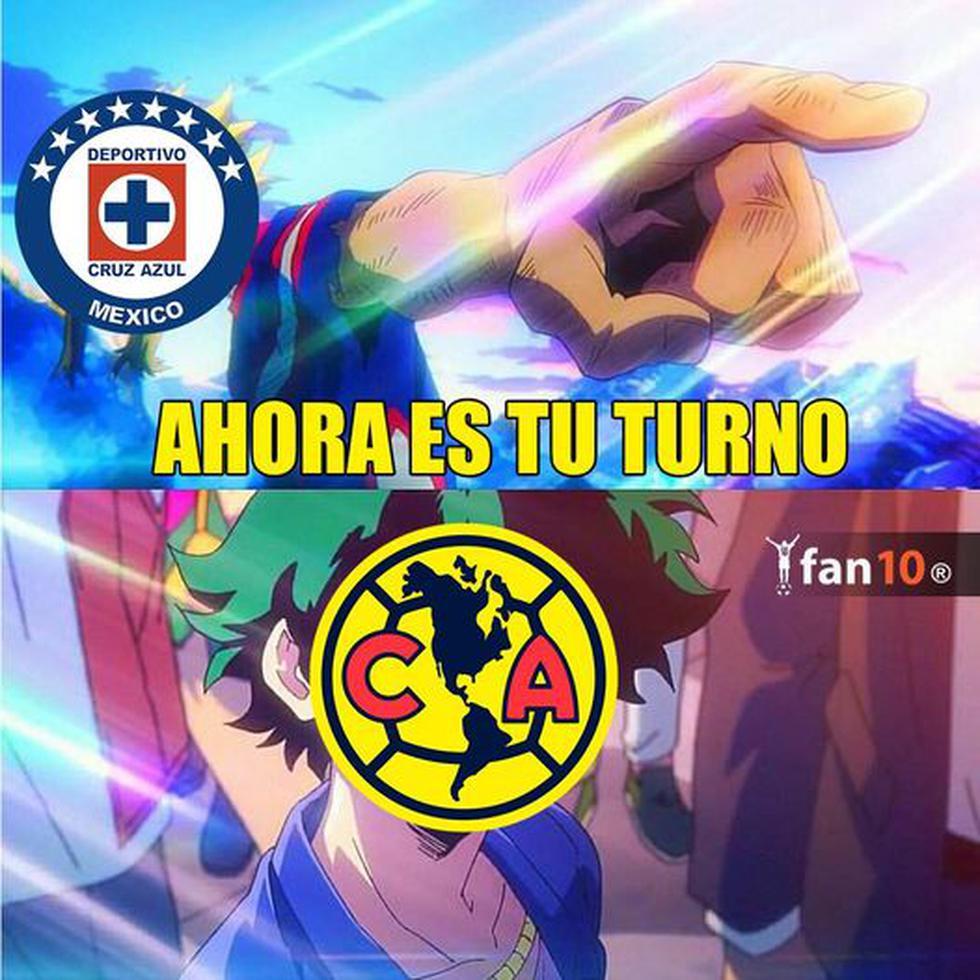 Cruz Azul vs. Toluca: los mejores memes de la clasificación de 'La Máquina'