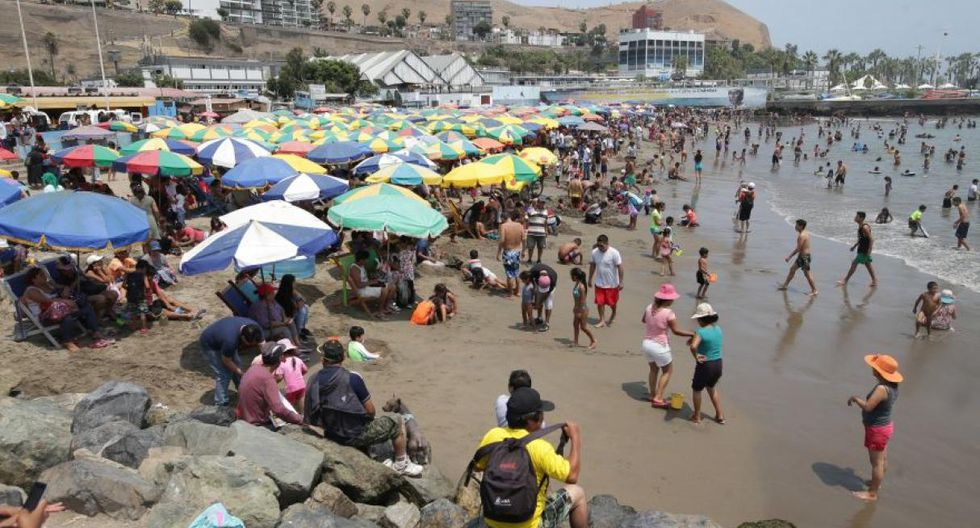 Conoce las playas del país que están aptas para visitar este verano 2019| FOTOS