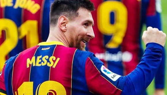 Lionel Messi podría dejar Barcelona la próxima temporada. (Foto: FC Barcelona)
