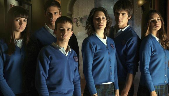 """""""El internado"""" fue emitida originalmente entre mayo de 2007 y octubre de 2010 (Foto: Atresmedia)"""