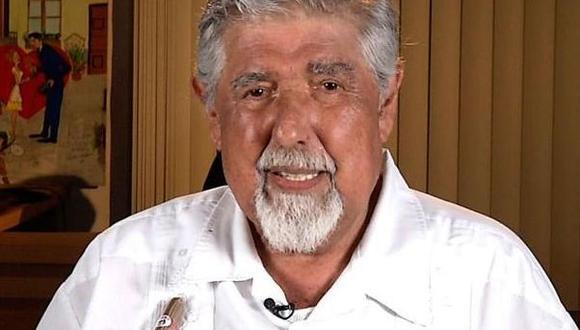 """""""El profesor Jirafales"""" fue uno de los personajes más famosos en la serie """"El Chavo del 8""""."""