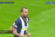 Hernán Barcos anotó de penal el 1-0 del Alianza Lima vs. Cusco FC | VIDEO