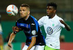 Carlos Ascues: El recuerdo de una accidentada aventura en Wolfsburgo