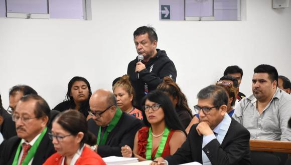 Juan Sotomayor es sindicado de ser el presunto cabecilla de la organización criminal Rich Port II. (Foto: Poder Judicial)
