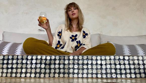 """Taylor Swift anuncia que esta noche sale """"Folklore"""", su octavo álbum (Foto: Instagram / @taylorswift)"""