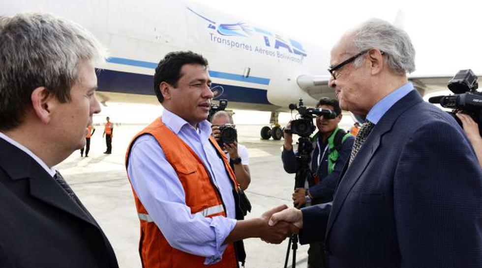 PPK agradeció al gobierno de Bolivia por envío de donaciones - 2