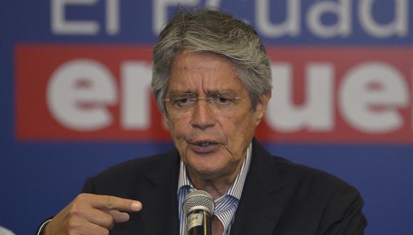 La victoria de Guillermo Lasso supone el retorno de la derecha al Gobierno de Ecuador por primera vez en casi dos décadas. (Foto:  Rodrigo BUENDIA / AFP)