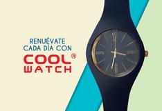 Relojes Cool Watch, la colección de moda para refrescar tu look este invierno