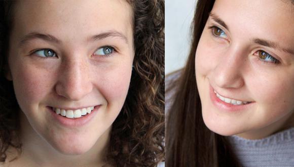 Joven no se maquilla durante un año para mejorar su autoestima