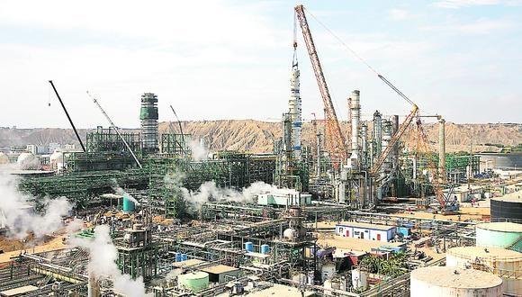El costo estimado del proyecto de la refinería de Talara es de US$4.692 millones.