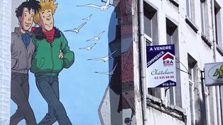 La ruta del cómic de Bruselas cumple 30 años