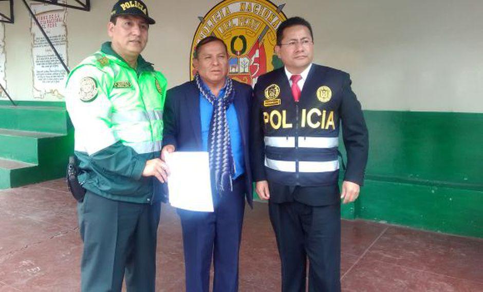 El hábeas corpus que deja en libertad a policía Elvis Miranda