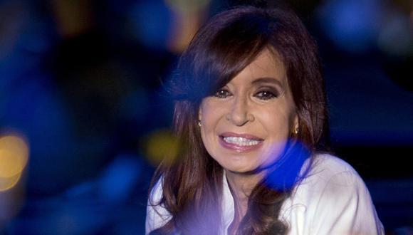Cristina Fernández. (AP)