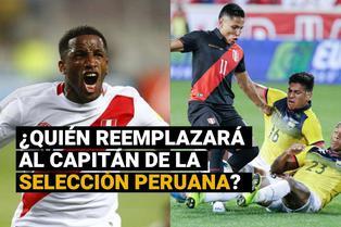 Selección peruana: los números de los atacantes que reemplazarán a Paolo Guerrero