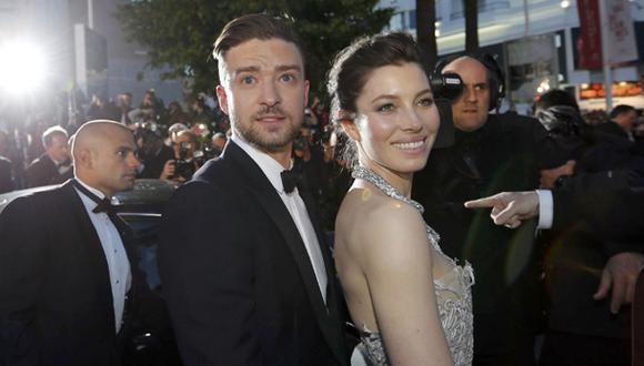 Justin Timberlake y Jessica Biel esperan su primer bebe