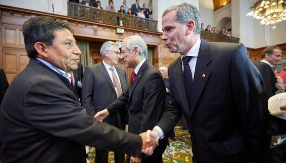 Chile y Bolivia en La Haya: Lo que no se vio del 1° encuentro