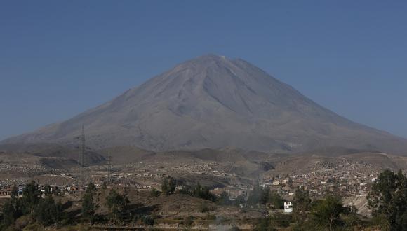 Reactivación del volcán Misti pondría en peligro a más de 1 millón de personas