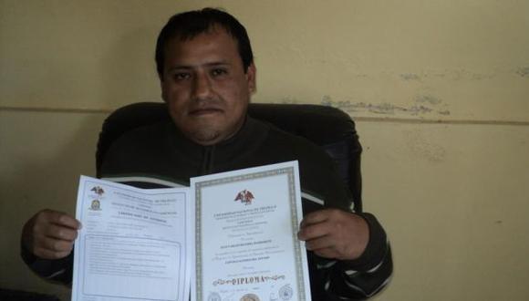Poder Judicial repone a juez destituido en Huepetuhe