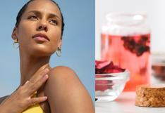 Alicia Keys lanza su marca de cuidado de piel y revela sus secretos de bienestar