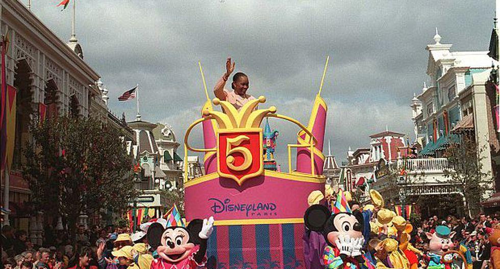 Crisis en Europa empuja a Euro Disney a un rescate financiero
