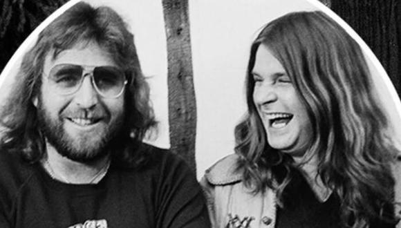 Lee Kerslake, baterista de Ozzy Osborne y Uriah Heep, falleció a los 73 años. (Foto:@ozzyosbourne)