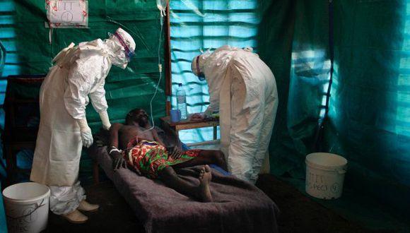 El Ministerio indica que el principal foco actual de la enfermedad se sitúa en el distrito de Ndindi, en la ciudad de Beni. (Foto: EFE)