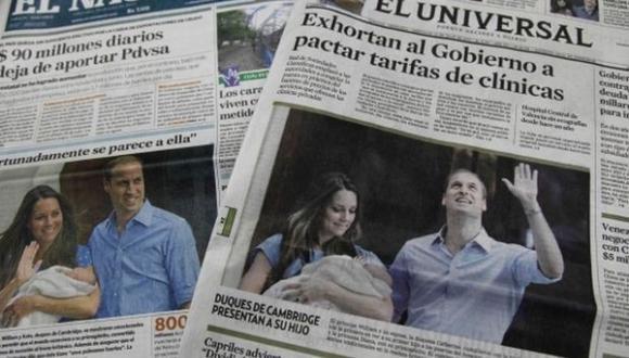 Denunciarán ante la CIDH la crisis de diarios en Venezuela