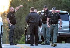 EE.UU.: un muerto y tres policías heridos en feroz persecución en Georgia