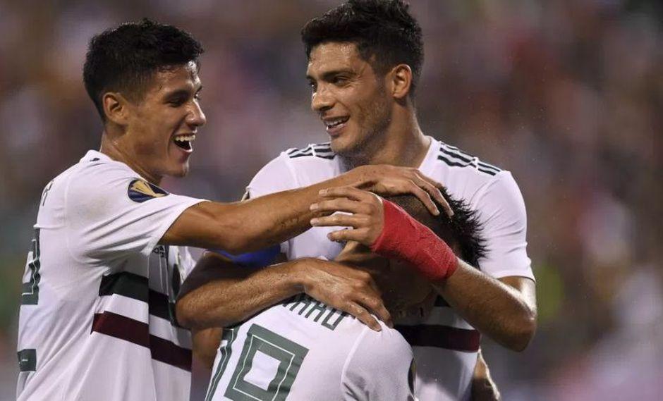 Copa Oro 2019 va conociendo los posibles cruces de cuartos de final. (Foto: AFP)