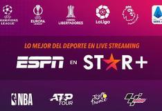 Star Plus: qué ver y cómo ver la Champions League y otros deportes