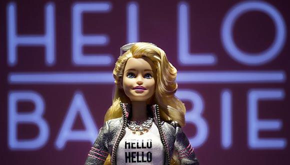La Barbie que habla le está causando dolores de cabeza a Mattel