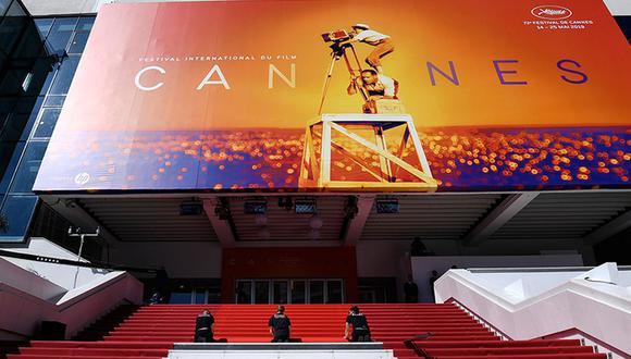 El Festival de Cannes fue cancelado debido al coronavirus. (Foto: AFP)
