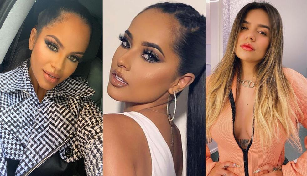 Karol G, Natti Natasha y Becky G salieron a fiesta en Miami y emocionan a sus fans (Foto: Instagram)