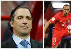 Chile vs. Alemania: Juan Antonio Pizzi lamentó el error de Marcelo Díaz